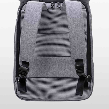 Xiaomi RunMi 90 Points Outdoor Leisure Backpack Gray
