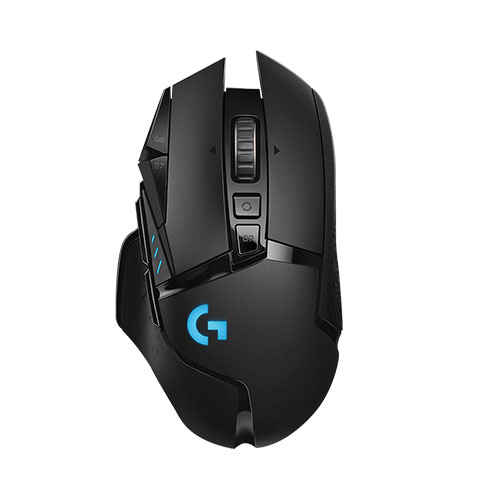 Logitech (G) G502 Wireless Gaming Mouse Black