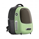 PETKIT cat backpack Carrier Green