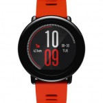 Amazfit Smartwatch Orange