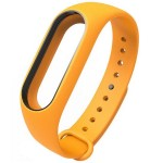 Xiaomi Mi Band 2 Silicone Strap Orange/Black