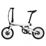 MiJia QiCycle Folding Electric Bike White