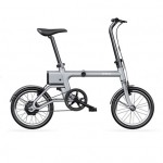 Yunbike UMA Mini Pro Foldable Bicycle Gray