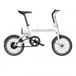 Yunbike UMA Mini Pro Foldable Bicycle White