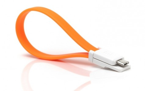 Xiaomi Mi Micro USB Cable 20cm Orange