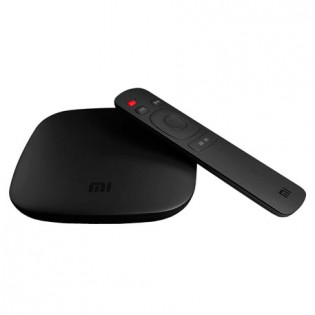 Xiaomi Mi Box Pro 2GB/4GB 4K TV-Console Black