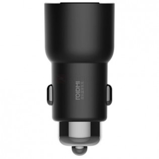 Xiaomi RoidMi 5 in 1 Music Bluetooth Car Charger Dual USB 3S Black
