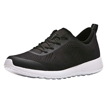 RunMi 90 Points Smart Casual Shoes Size 44 Black
