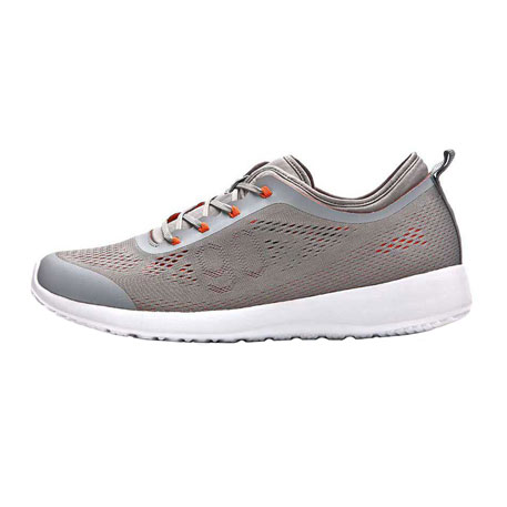 RunMi 90 Points Smart Casual Shoes Size 42 Gray