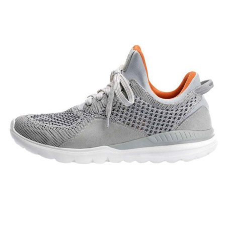 RunMi 90 Points Lightweight Running Shoes Size 39 Gray