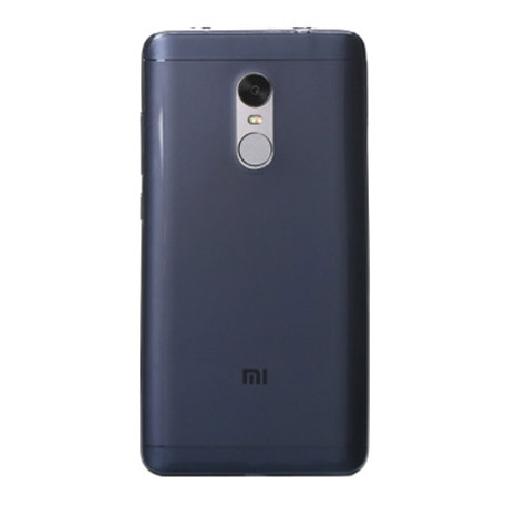 Xiaomi Redmi Note 4X 3GB/32GB Silicone Protective Case Transparent Blue