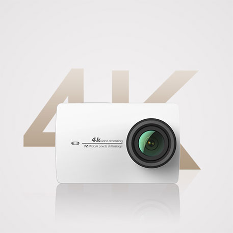 Yi 4K Action Camera 2 International Version White