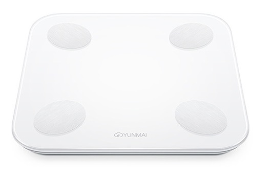 Yunmai Mini 2 Smart Body Fat Scale White
